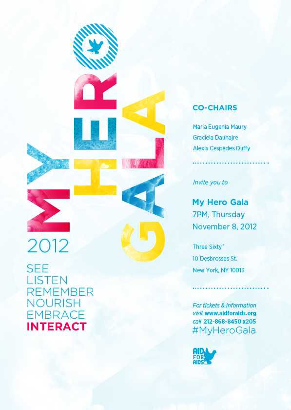 Buy your last minute tickets to the My Hero Gala!