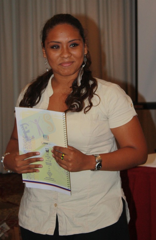AFAI's Youth Representative Joins The Mesoamerican Coalition For IES