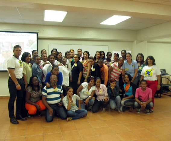 Capacity building in the Dominican Republic