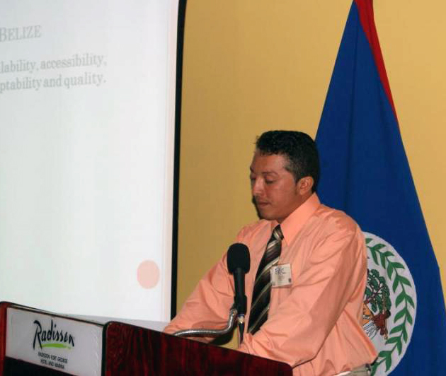 Eric Castellanos – Improving The Quality Of Life Of People Living With HIV In Belize