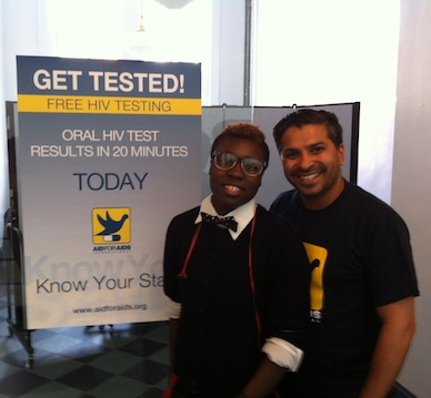 HIV Testing, A Key Priority In Hiv Prevention At AFAI