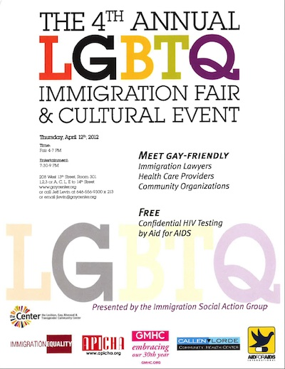 AFAI To Offer Free Hiv Testing At Immigration Fair