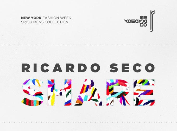 El Diseñador Mexicano Ricardo Seco Destaca A AFAI En La Semana De Moda De Nueva York