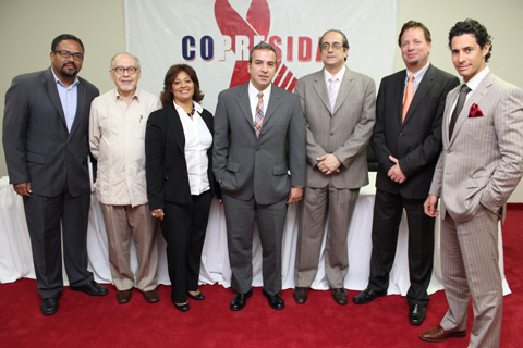 Donation of medicine for 3,000 people to COPRESIDA