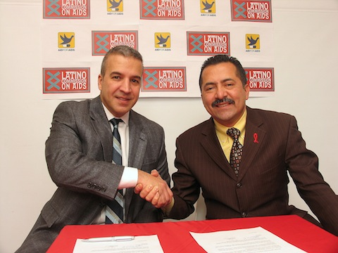 AID FOR AIDS International & The Latino Commission On Aids Establish Strategic Partnership
