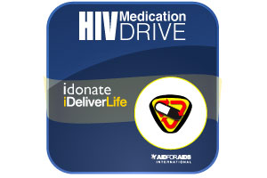 Aid For Aids International Announces Medicine Drive